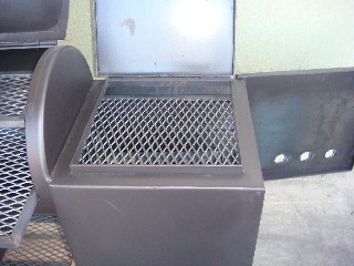 backyard bbq smoker 20""