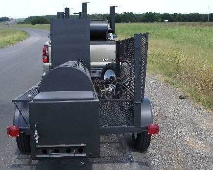 BBQ smokers from Old Country BBQ Pits - barbeque smokers