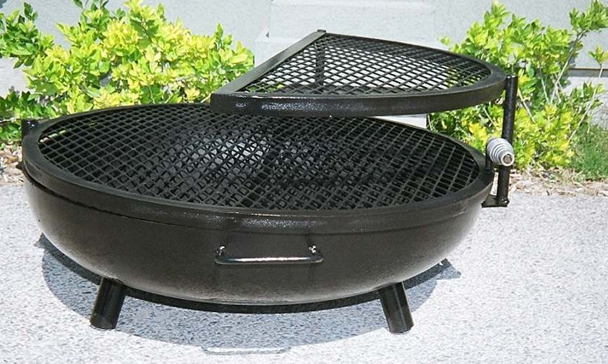 double grill fire pits, low closed ... - Old Country BBQ Pits Has Fire Pits - Outdoor Fire Pits From Old
